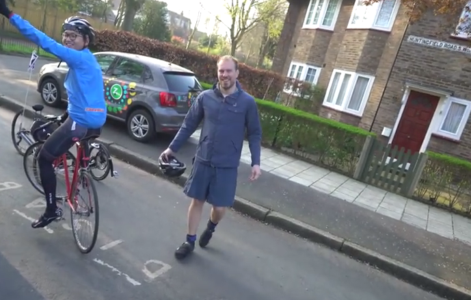 Attempting to Cycle London to Africa
