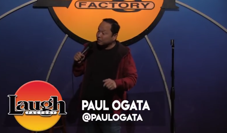 Paul Ogata | U.S. Amendments | Laugh Factory Stand Up Comedy